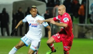 Coupe de la ligue: Marseille s'impose face à Toulouse (2-1)