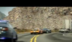 Need For Speed, The Run : la McLaren MP4-12C et la Pagani Huayra en vidéo