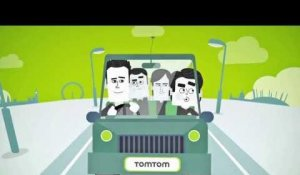 The TomTom Comedy Car