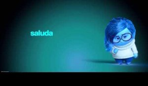 Disney España | Inside Out | Saluda a Tristeza