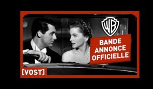 SOUPÇONS - Bande Annonce Officielle (VOST) - Alfred Hitchcock / Cary Grant