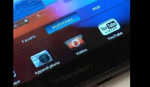 Technotest - BlackBerry Playbook / HP Touchpad : le duel
