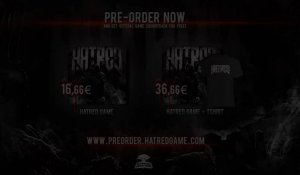Hatred - Bande-annonce gameplay