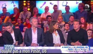 Benjamin Castaldi tacle The Voice
