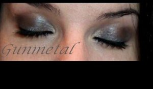 ? Get ready Makeup : Gunmetal & brun ?