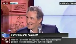 La chronique d'Anthony Morel : Comment passer un Noël connecté ? - 15/12