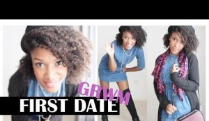FIRST DATE - 1er RDV amoureux ? Get Ready With Me