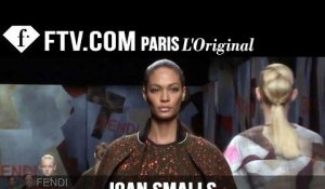 Joan Smalls: My Look Today | Model Talk | FashionTV