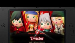 Theatrhythm Final Fantasy Curtain Call - DLC 21 janvier (The World Ends With You)