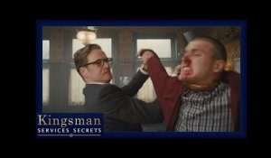Kingsman : Services Secrets - Extrait Bar Fight [Officiel] VOST HD