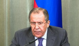 Lavrov: la Russie va faciliter les contacts Kiev-rebelles