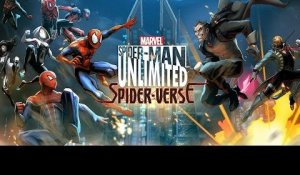 Spider-Man Unlimited - Spider-Verse Trailer