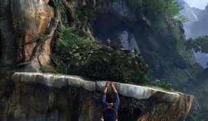 Uncharted 4 : A Thief's End - PlayStation Experience Gameplay Video