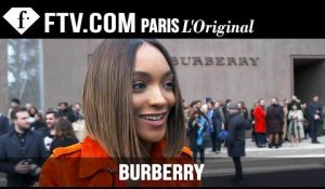 Burberry Men ft Jourdan Dunn, Christopher Bailey: Fall/Winter 2015-16 Highlights | FashionTV