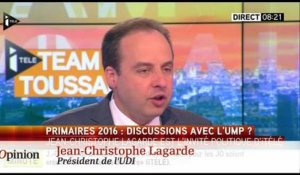 UDI : la force centrifuge