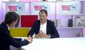 Paul-Emmanuel Reiffers, l'invité de Studio Express CB News