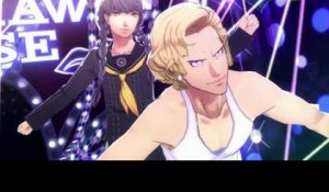 Persona 4 : Dancing All Night - Trailer costumes DLC