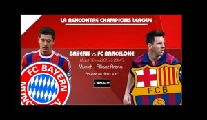 Bayern - Barça : La feuille de match et compositions probables !
