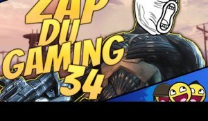 Zap du Gaming - Episode 34