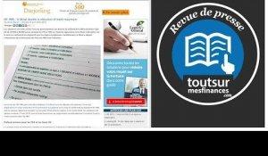 Revue De Presse Fin De La Tre Ve Hivernale Assurance Vie Et
