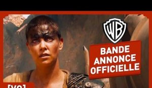 Mad Max Fury Road - Bande Annonce Officielle 4 (VO) - Tom Hardy / Charlize Theron