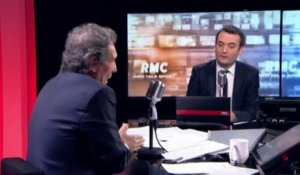 Florian Philippot face à Jean-Jacques Bourdin en direct