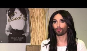 "Conchita Wurst sort son premier Album intitulé ""Conchita"""