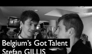 BELGIUM'S GOT TALENT 2012 / Stefan_Gillis