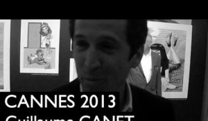 CANNES 2013 : Guillaume Canet
