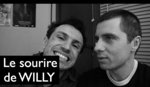 Le sourire de Willy Rovelli