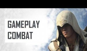 Assassin's Creed 3 - Gameplay Spécial Combat [HD]