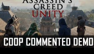 Assassin's Creed Unity - Coop Commented Demo [E3 2014] [English]