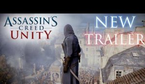 Assassin's Creed Unity - Trailer de Gameplay - Revolution [FR]