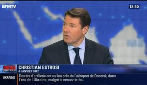 BFM Politique: L'interview de Christian Estrosi par Christophe Ono-dit-Biot du Point - 07/09 3/6