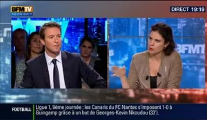 BFM Politique: L'interview de Guillaume Peltier par Apolline de Malherbe - 05/10 3/6