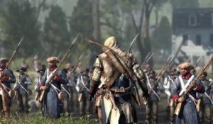 Assassin's Creed III - Trailer de lancement