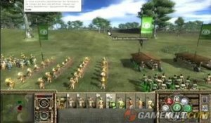 Medieval II : Total War Kingdoms - Les Mayas en Amérique