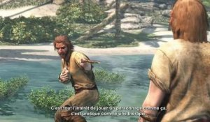 Assassin's Creed IV : Black Flag - Les acteurs de Black Flag