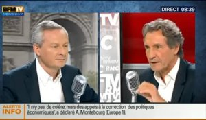 Bourdin Direct: Bruno Le Maire - 25/08