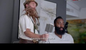 NBA 2K15 : James Harden et sa barbe