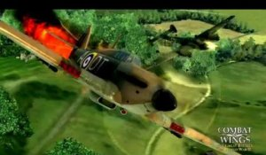 Combat Wings : The Great Battles of World War II - Ils sont derrière moi !