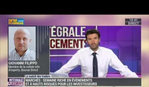 Le Match des Traders: Jean-Louis Cussac VS Giovanni Filippo, dans Intégrale Placements – 16/09