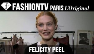 Felicity Peel: My Passion | Model Talk | FashionTV