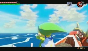 The Legend of Zelda : The Wind Waker HD - GK Live : Zelda Wind Waker HD