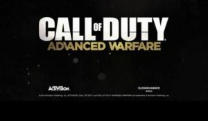 Call of Duty : Advanced Warfare - Arsenal avancé