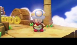 Captain Toad Treasure Tracker - E3 2014 Trailer