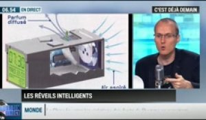La chronique d'Anthony Morel : Les réveils intelligents - 23/09