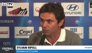 "Football / Ripoll : ""Une belle rouste"" 24/09"