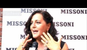 Missoni Spring 2012 Runway and Backstage - Milan Fashion Week MFW | FashionTV - FTV