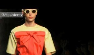 Alexandre Herchcovitch Runway Show - New York Fashion Week Spring 2012 NYFW | FashionTV - FTV